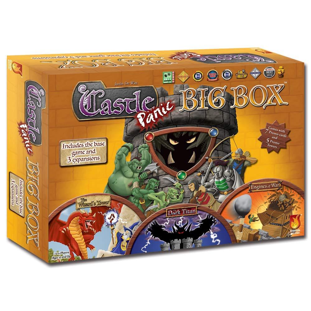 Castle Panic Big Box Game Box
