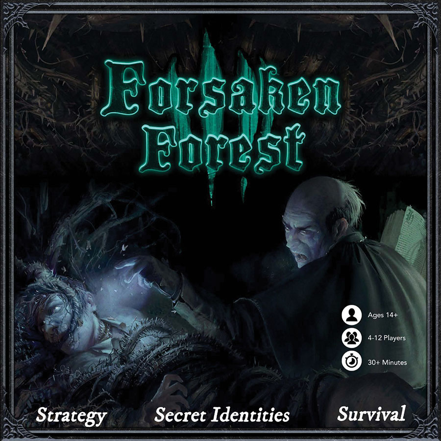 Forsaken Forest Game Box