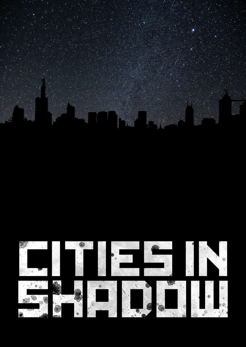 Cold Shadows: Cities In Shadow Game Box