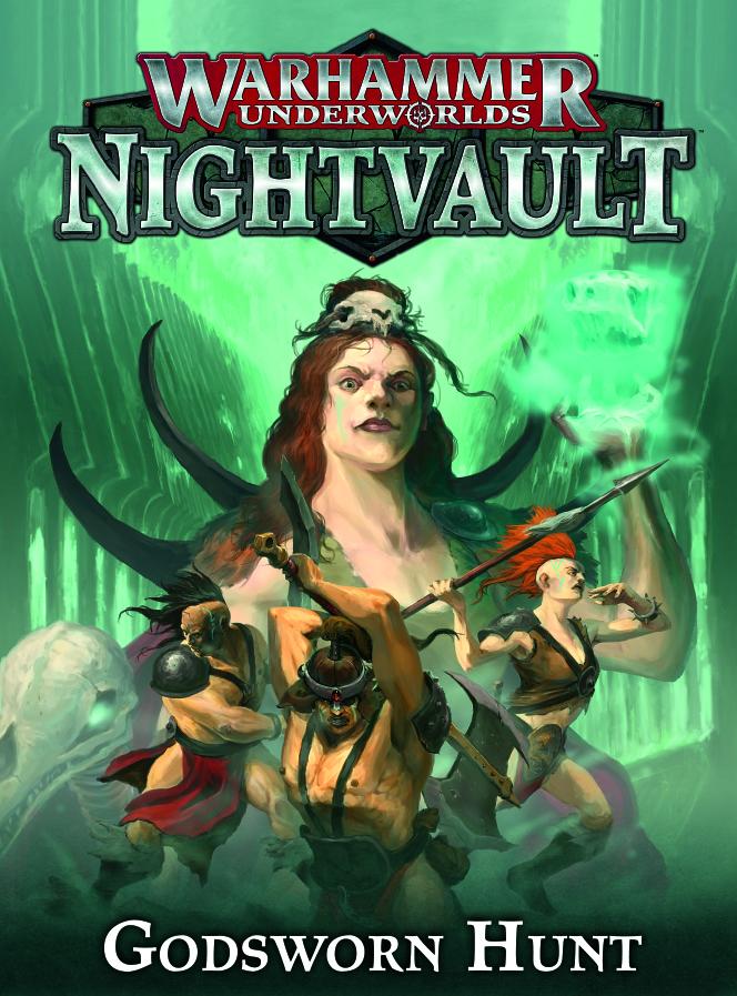 Warhammer Underworlds: Godsworn Hunt