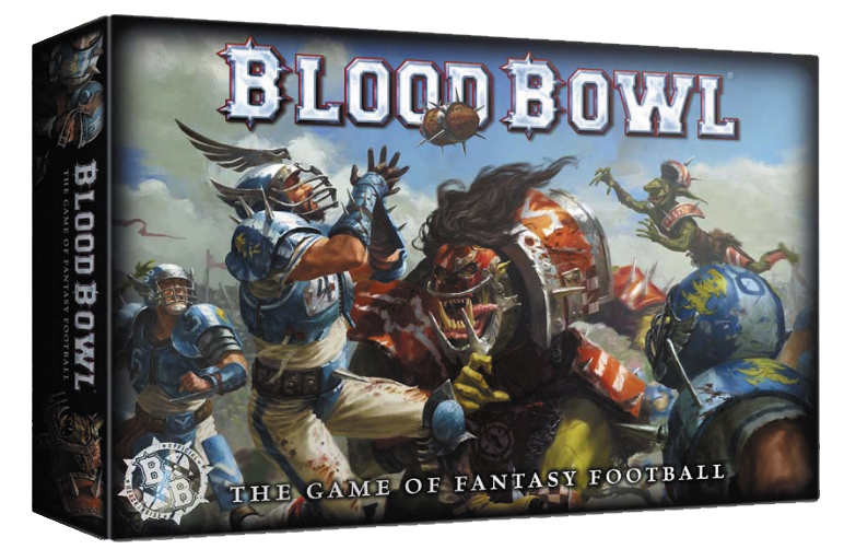 Blood Bowl: 2016 Edition Box Front