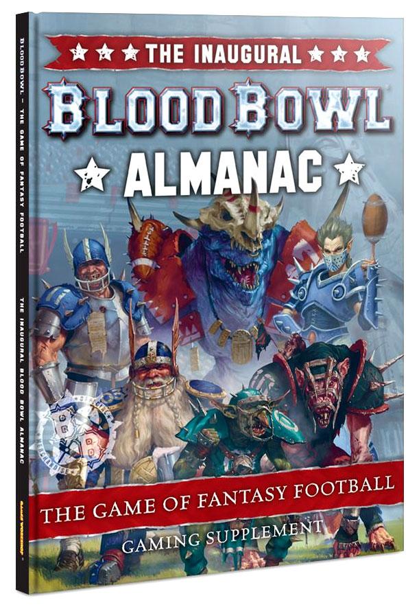 Blood Bowl: The Inagural Blood Bowl Almanac Box Front