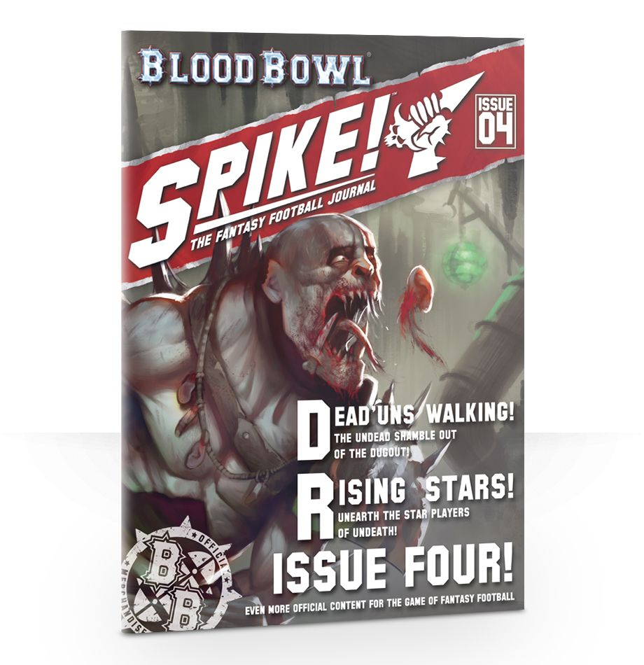 Blood Bowl: Spike! Journal Issue 4 Game Box