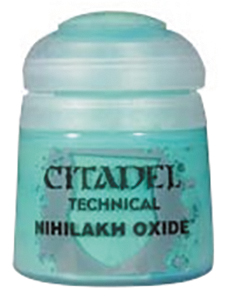Citadel Paint: Technical - Nihilakh Oxide Box Front
