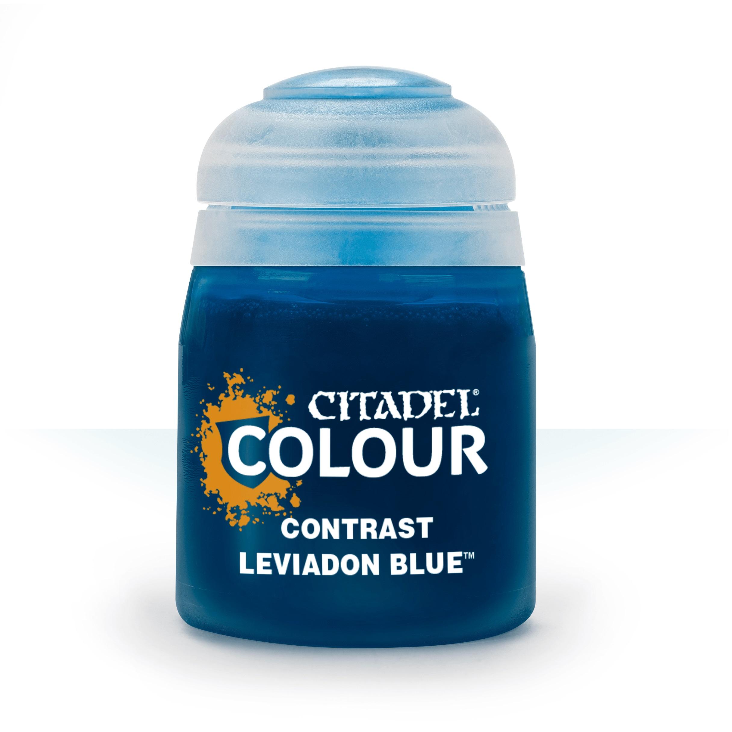 Citadel Paint: Contrast - Leviadon Blue