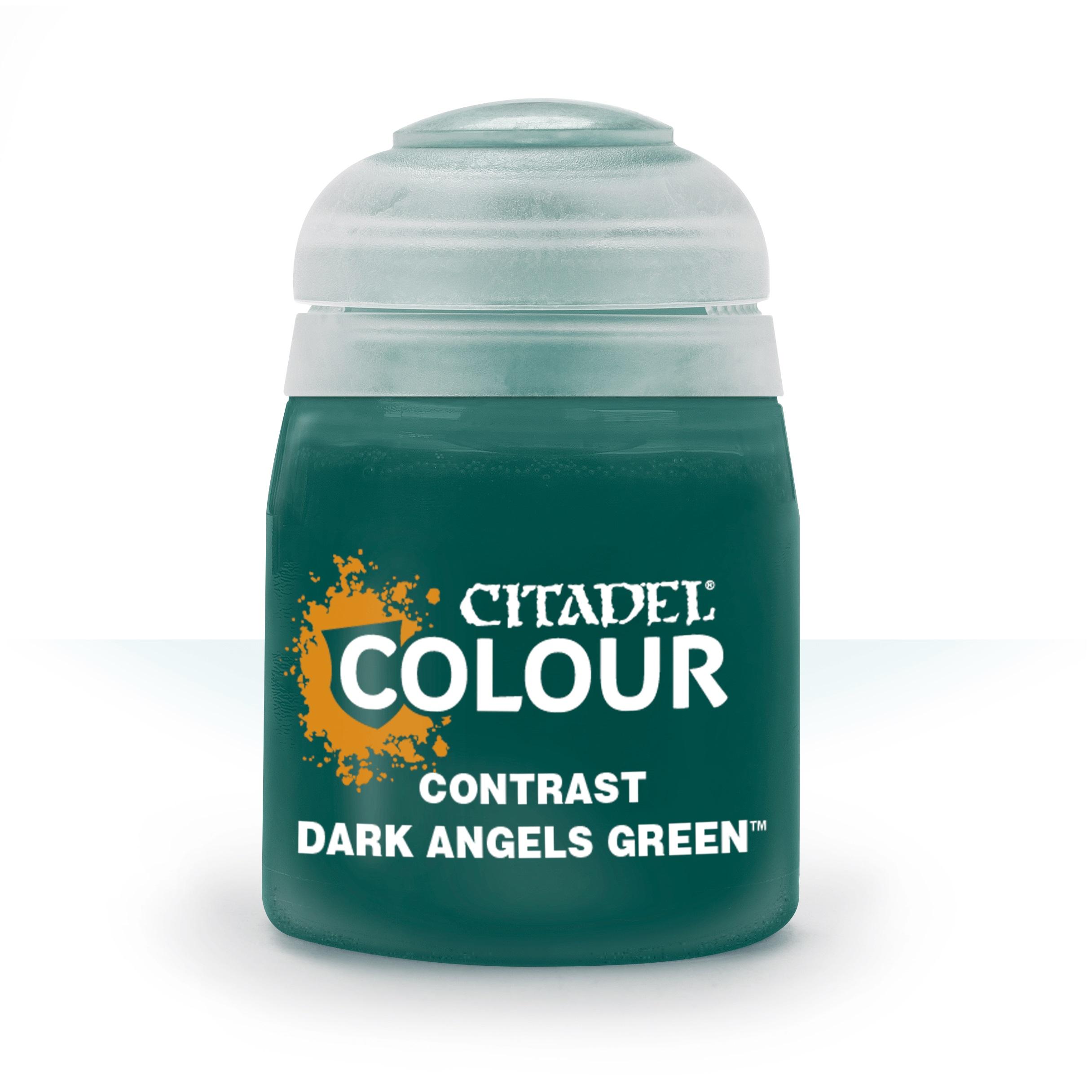 Citadel Paint: Contrast - Dark Angels Green
