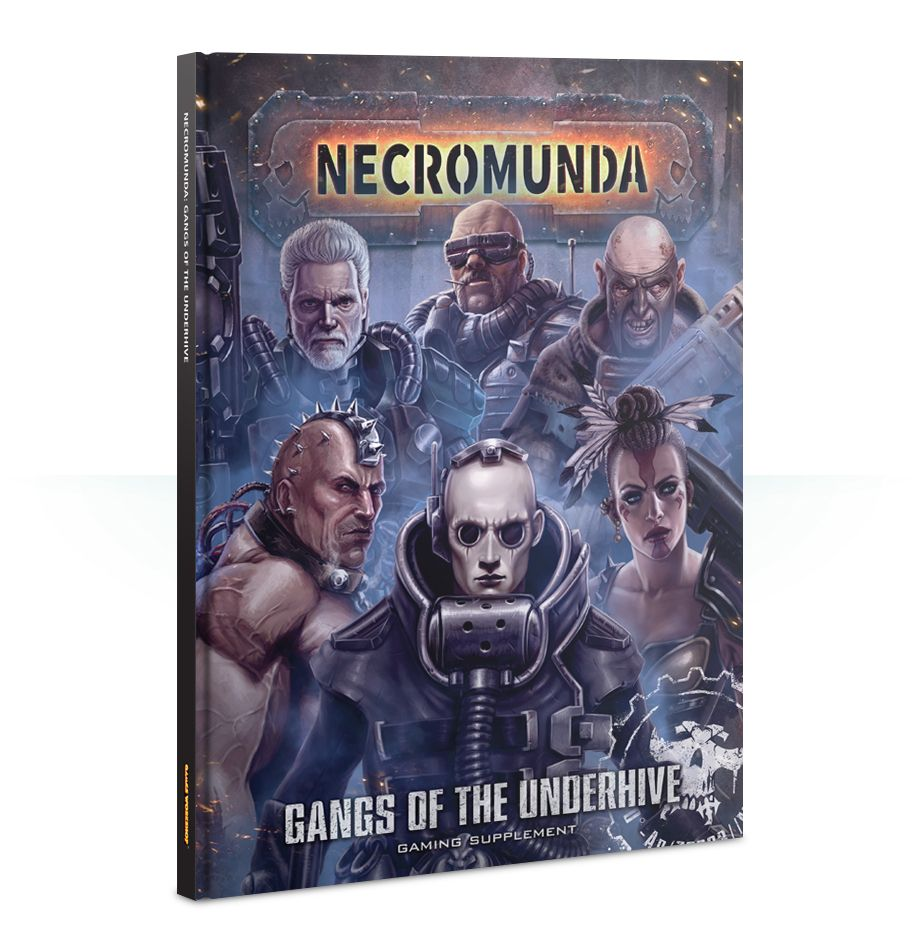 Necromunda: Gangs Of The Underhive Game Box