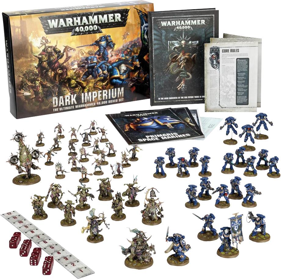 Warhammer 40k: Dark Imperium