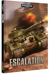 Warhammer 40k: Escalation Box Front