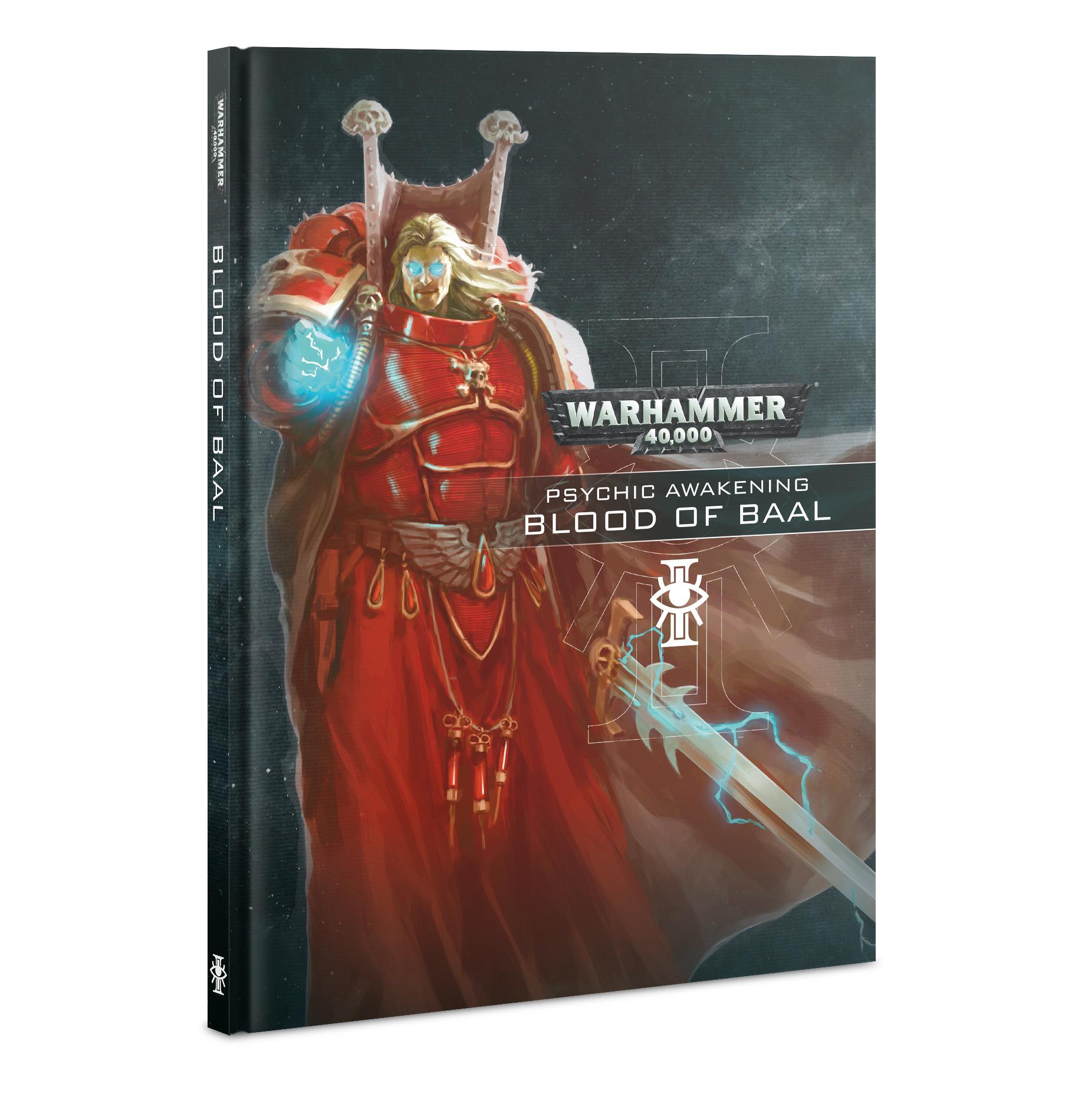 Warhammer 40k: Psychic Awakening Blood Of Baal