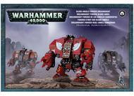 Warhammer 40k: Space Marine Blood Angels Furioso Dreadnou Box Front