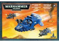 Warhammer 40k: Space Marine Land Speeder Box Front