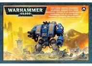 Warhammer 40k: Space Marine Venerable Dreadnought Box Front