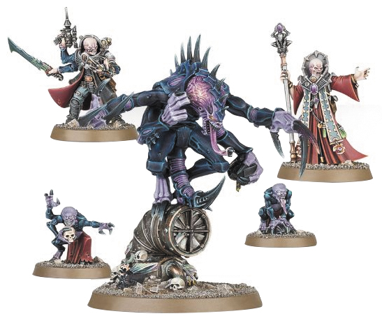Warhammer 40k: Genestealer Cults Broodcoven Box Front