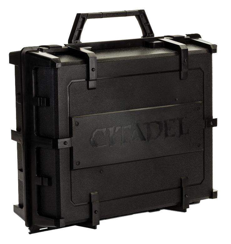 Citadel: Skirmish Figure Case Box Front