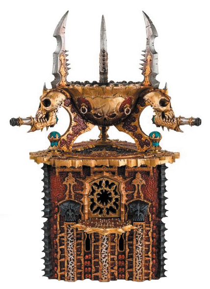 Warhammer Age Of Sigmar: Chaos Dreadhold Crucible Box Front