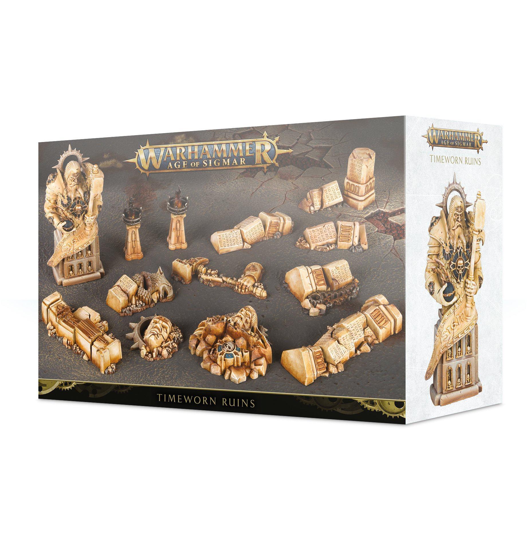 Warhammer Age Of Sigmar: Dominion Of Sigmar - Timeworm Ruins