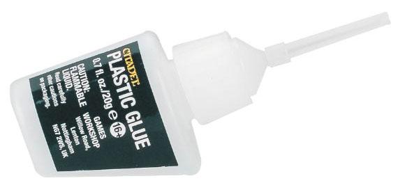 Citadel: Plastic Glue (global) Box Front