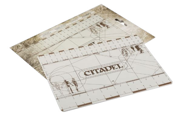 Citadel: Cutting Mat Box Front