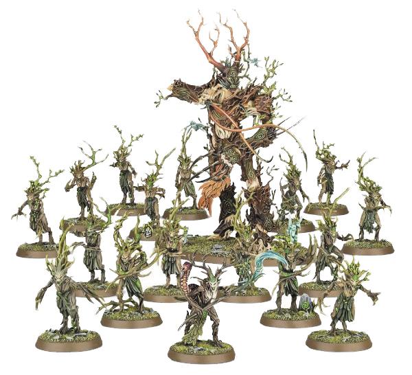 Warhammer Age Of Sigmar: Start Collecting! Sylvaneth Box Front