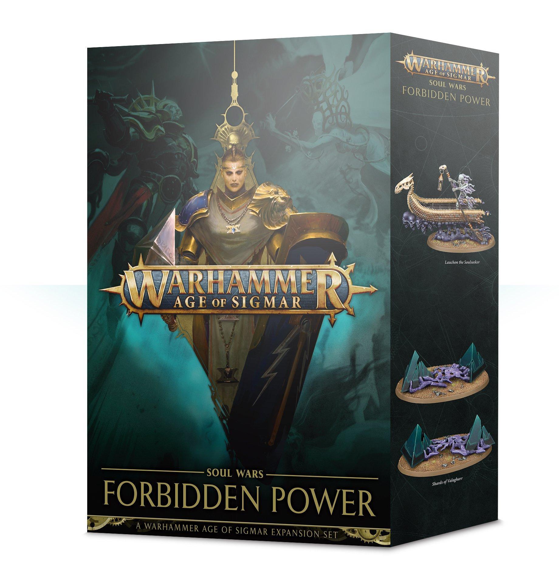 Warhammer Age Of Sigmar: Forbidden Power