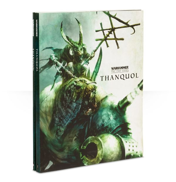 Warhammer Age Of Sigmar: Chaos Skaven Thanquol (softcover) Box Front