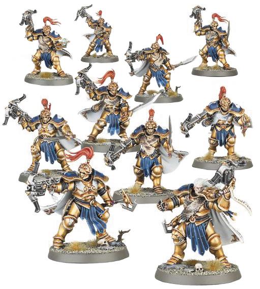Warhammer Age Of Sigmar: Stormcast Eternals Vanguard-hunters Box Front