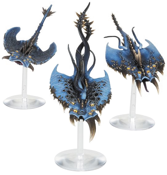 Warhammer: Chaos Daemons Of Tzeentch Screamers Box Front