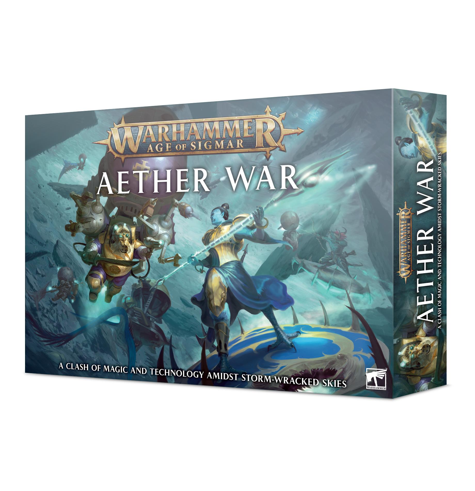 Warhammer Age Of Sigmar: Aether War