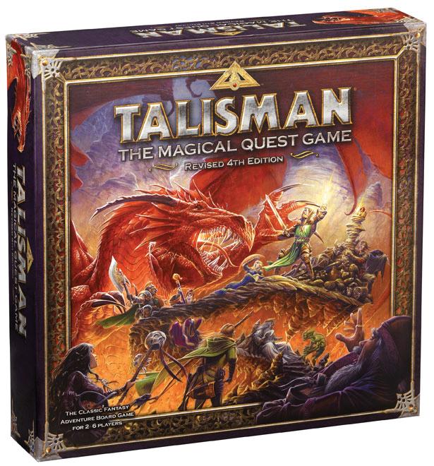 Talisman Box Front