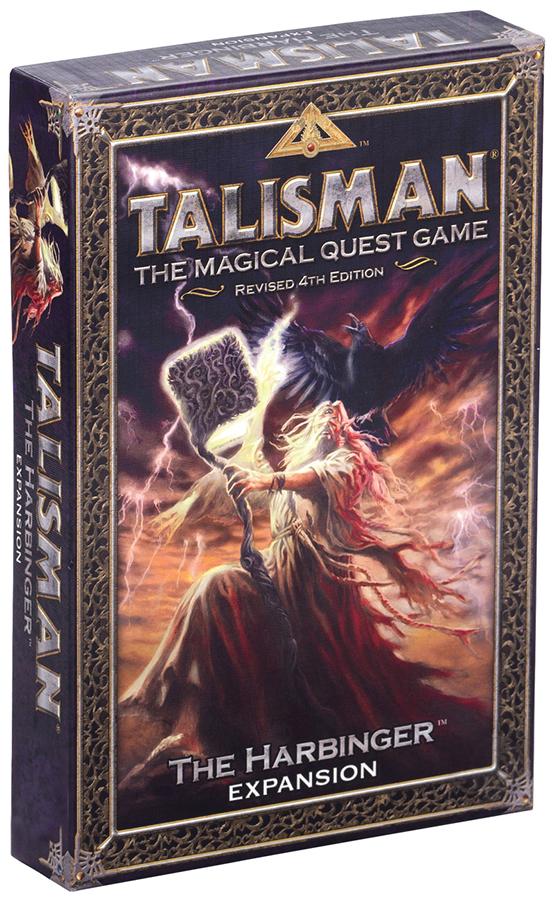 Talisman: The Harbinger Expansion Box Front