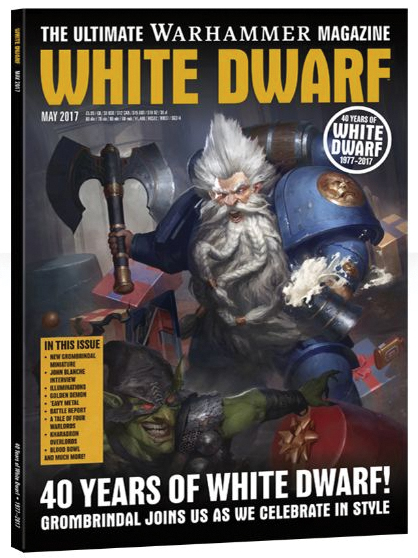 White Dwarf May 2017 Box Front