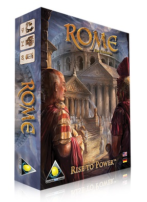 Rome Rise To Power Box Front