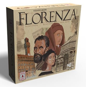 Florenza 2nd Edition Box Front