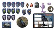Dungeons And Dragons Rpg: Heroes Of Shadow Executioner Token Set Box Front