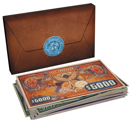 Firefly: The Game - Big Money Deluxe Accessory Box Front