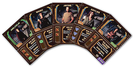 Firefly: The Game - Firefly Promo Card Pack Box Front