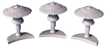 Star Trek Ascendancy: Federation Starbases (3) Box Front