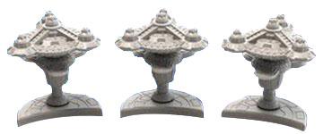 Star Trek Ascendancy: Romulan Starbases (3) Box Front