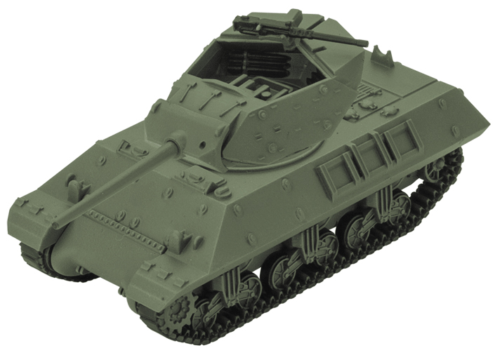 Tanks: Soviet Lend Lease M10 Box Front