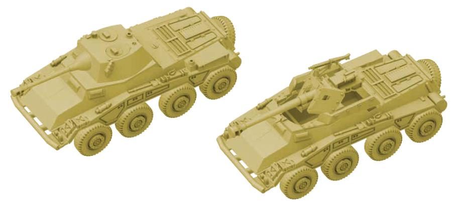 Tanks: German Puma Box Front