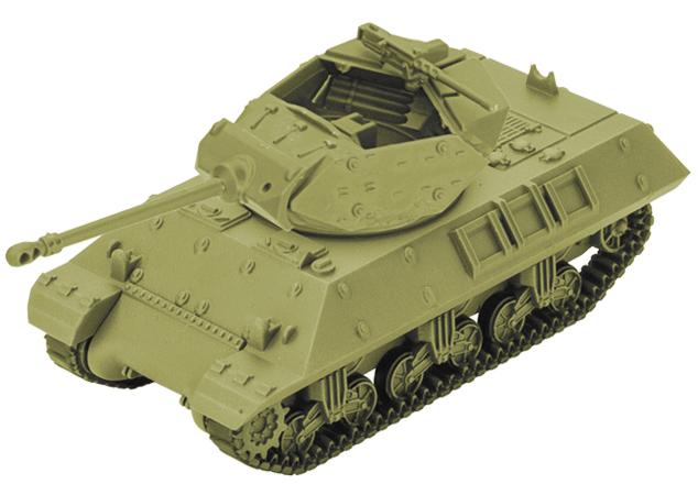 Tanks: British Achilles Box Front