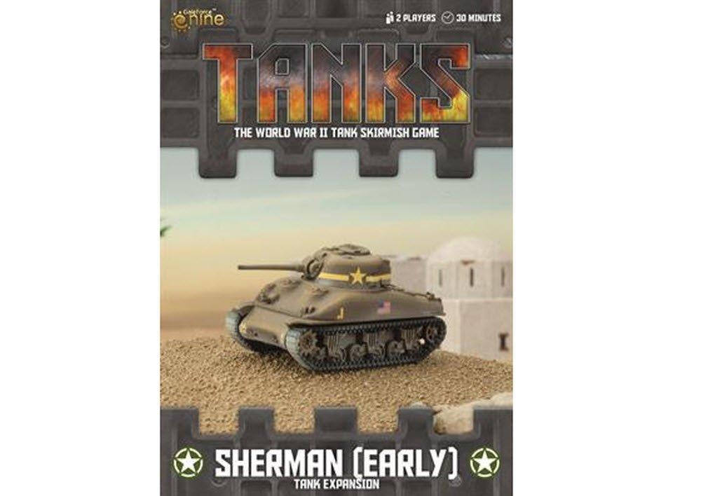 Tanks: Us M3a1 Sherman