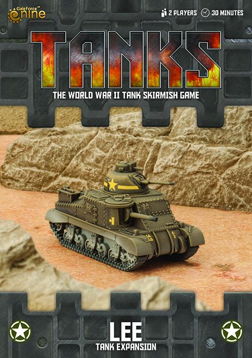 Tanks: Us Lee