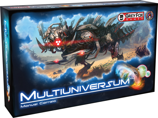 Multiuniversum Box Front