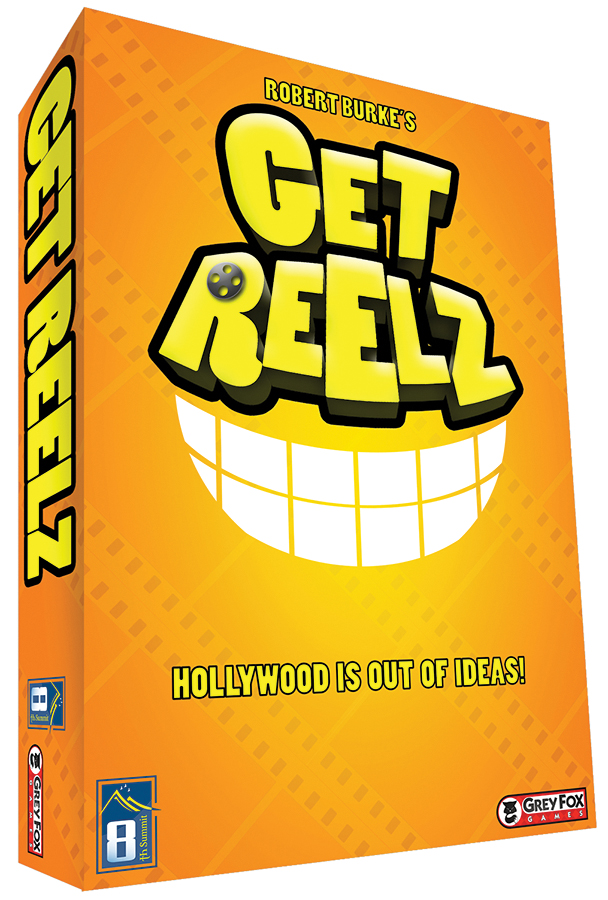 Get Reelz: Base Game Box Front