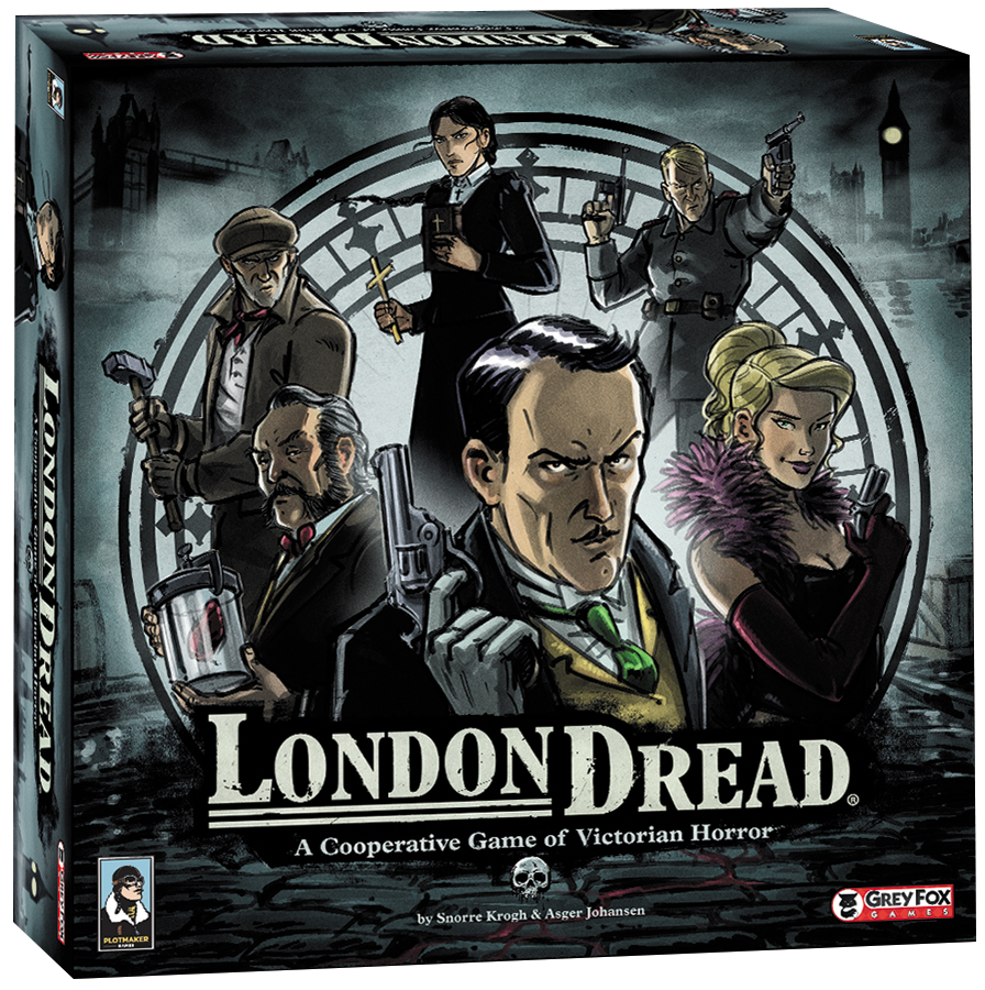 London Dread Box Front