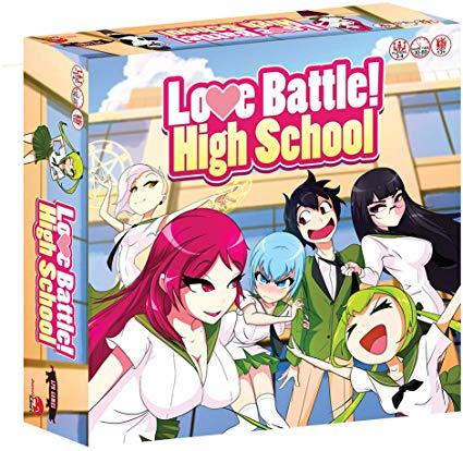 Love Battle: High School Event Kit