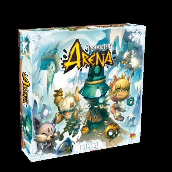 Krosmaster: Arena Frigost Box Front