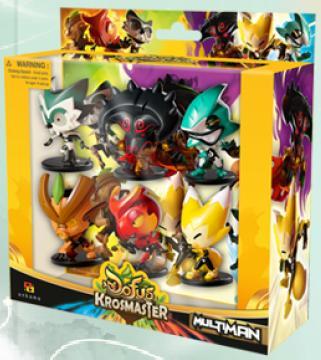 Krosmaster: Arena Multiman Pack Box Front